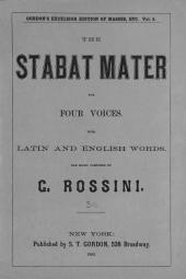 The Stabat mater