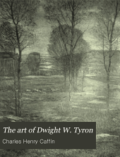 The Art of Dwight W. Tryon: An Appreciation