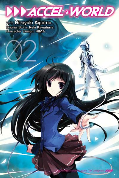 Accel World  Vol  2  manga