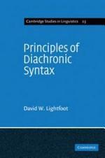 Principles of Diachronic Syntax
