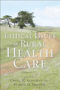 Ethical Issues in Rural Health Care PDF