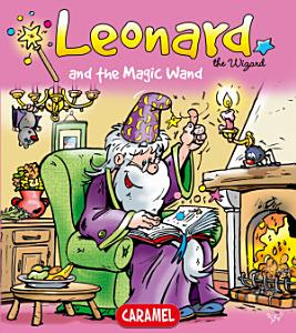 Leonard and the Magic Wand Book