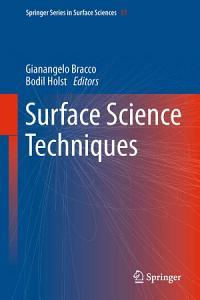 Surface Science Techniques PDF