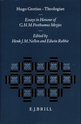 Hugo Grotius  Theologian PDF