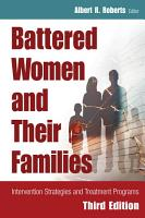 Battered Women and Their Families PDF