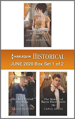 Harlequin Historical June 2020   Box Set 1 of 2 PDF