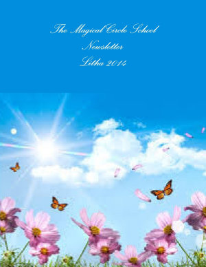 The Magical Circle School Newsletter Litha 2014 PDF