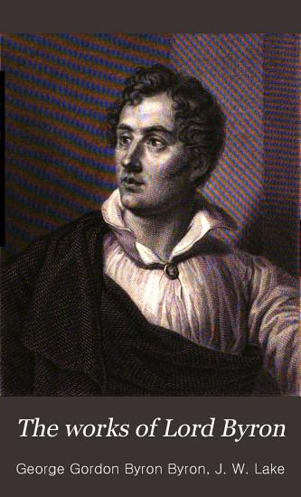 The Works of Lord Byron PDF