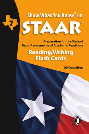 SWYK on STAAR Reading Writing Gr  7  Flash Cards PDF