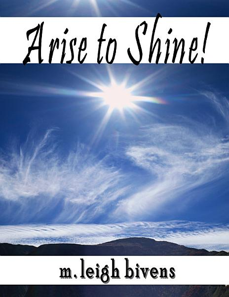 Download Arise to Shine  Book