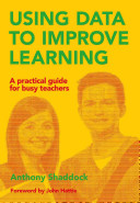 Using Data to Improve Learning