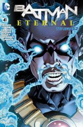 Batman Eternal (2014-) #41