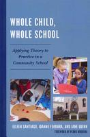 Whole Child  Whole School PDF