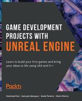 Game Development Projects with Unreal Engine PDF