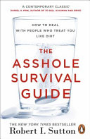 The Asshole Survival Guide Book