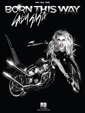 Lady Gaga - Born This Way (Songbook)