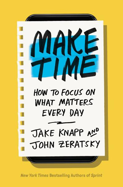 Download Make Time Book
