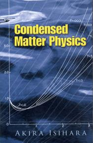 Condensed Matter Physics PDF