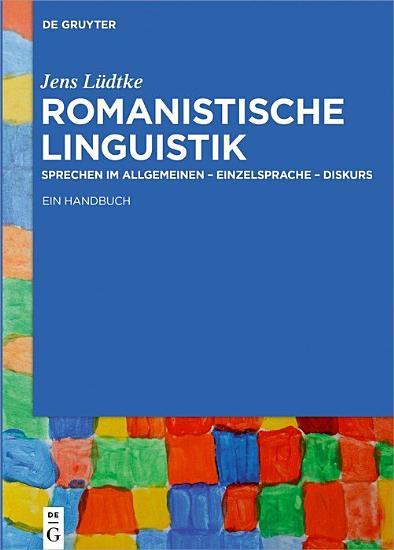 Romanistische Linguistik PDF
