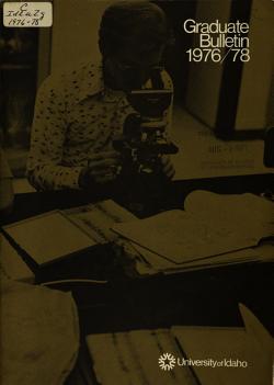 The Graduate School Catalog PDF