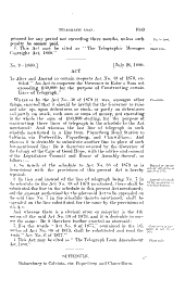 Statutes of the Cape of Good Hope, 1652-1905: Being a Revised Reprint of the Authorised Ed. Issued in 1895, Volume 2