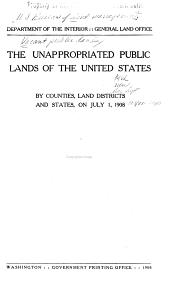 Vacant Public Lands