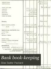Bank book-keeping: a text-book for business schools and for private students