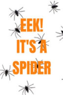 Eek It S A Spider Book PDF