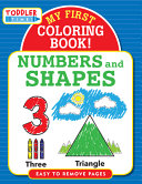 My First Coloring Book  Numbers   Shapes PDF