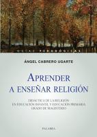 Aprender a ense  ar religi  n PDF