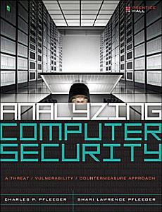 Analyzing Computer Security PDF