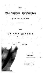 Der baierischen Geschichten erstes [-sechstes] Buch: Band 3