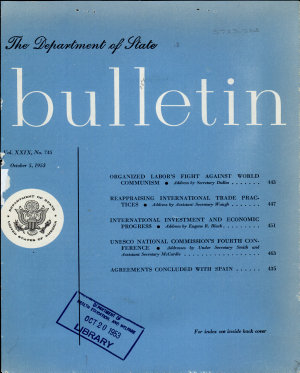 Department of State Bulletin PDF