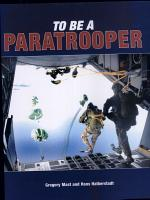 To be a Paratrooper PDF