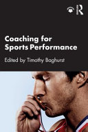 Coaching for Sports Performance Book