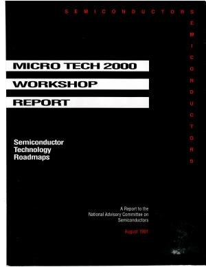 Microtech 2000 Workshop Report PDF