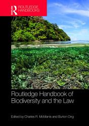 Routledge Handbook Of Biodiversity And The Law Book PDF