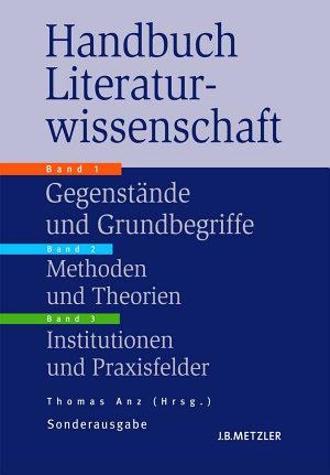 Handbuch Literaturwissenschaft PDF