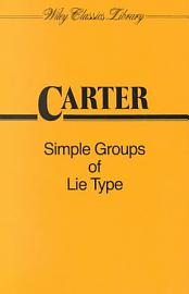 Simple Groups Of Lie Type