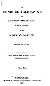 The Edinburgh Magazine and Literary Miscellany: Volume 91