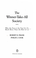 The Winner take all Society PDF