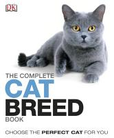 The Complete Cat Breed Book PDF