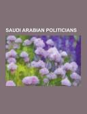 Saudi Arabian Politicians