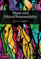 Music and Ethical Responsibility PDF