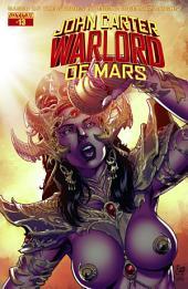 John Carter: Warlord of Mars #13