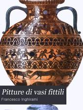 Pitture di vasi fittili: Volume 4