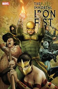 Immortal Iron Fist PDF
