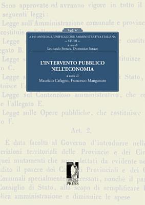 L Intervento Pubblico Nell Economia Vol V