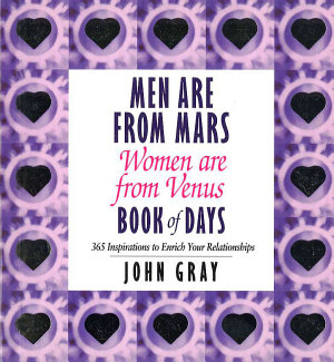 Men Are From Mars  Women Are From Venus Book Of Days