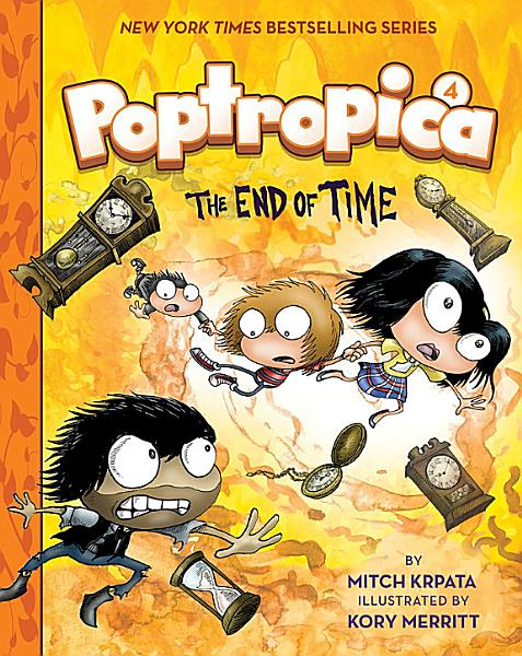 Download The End of Time  Poptropica Book 4  Book